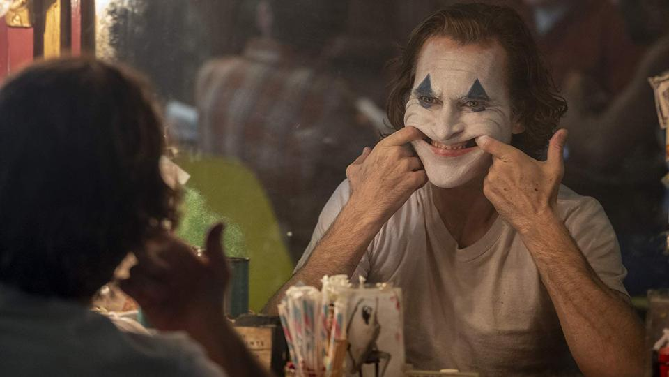 Joaquin Phoenix in Todd Phillips' 'Joker'