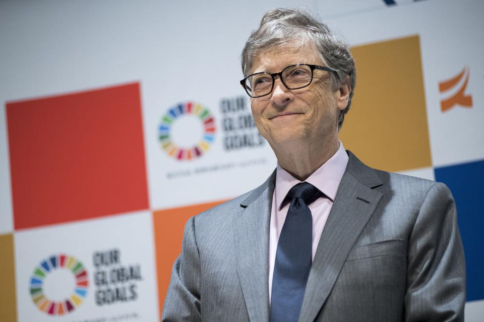 Japan Sports Agency And The Bill And Melinda Gates Foundation Announced A New Partnership