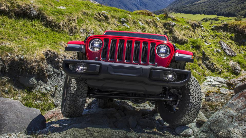 The Jeep Wrangler is king of the hill when it comes to retaining its original value after five years.