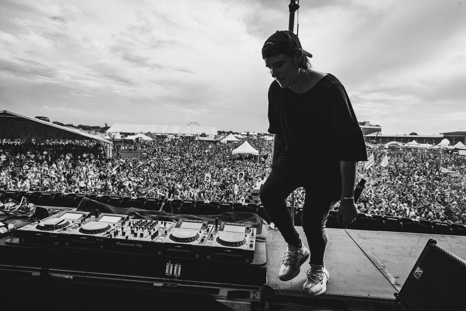 The Escapism Tour will be Audien's first headlining tour.