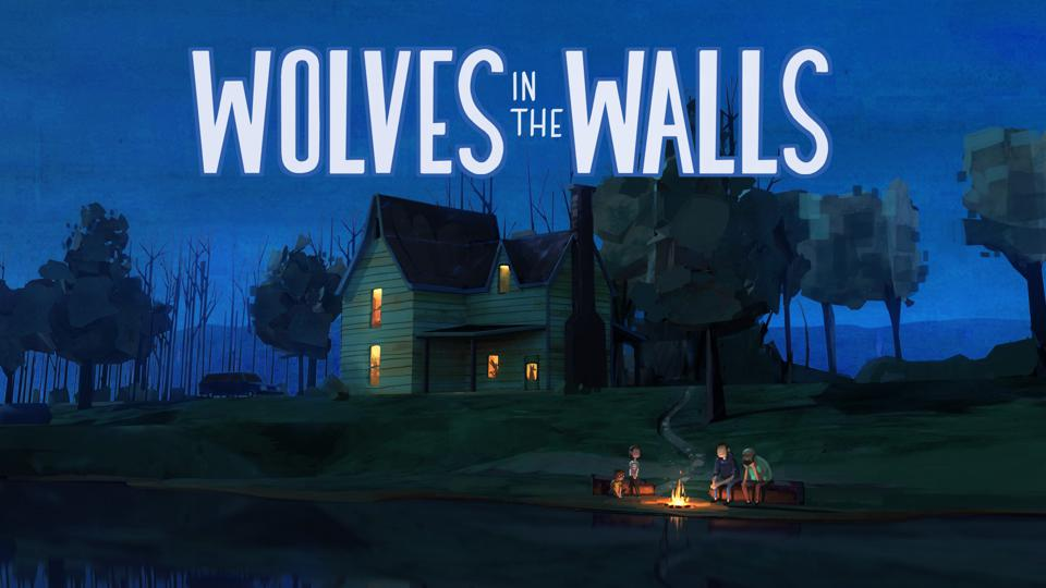 The third chapter of VR series Wolves in the Walls will be available today