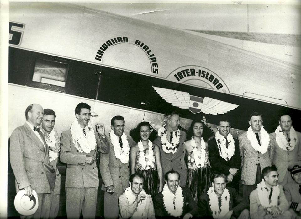 Hawaiian Airlines 1941