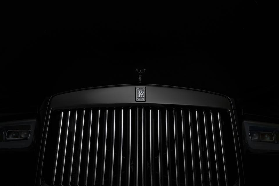 Black Badge Cullinan