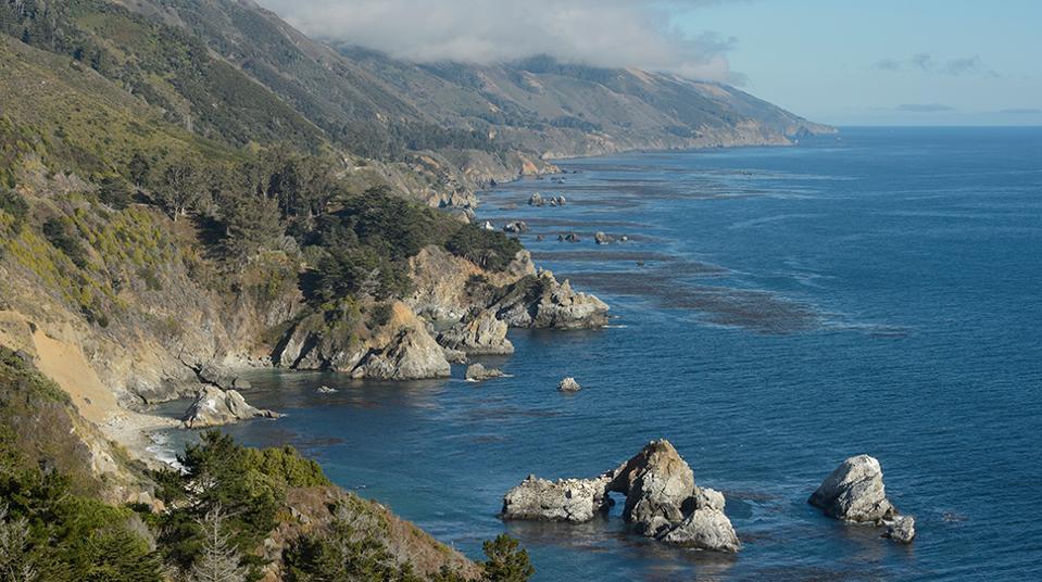 How To Road Trip Through California's Central Coast