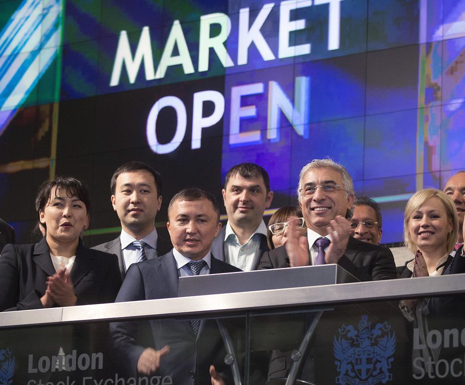 TeliaSonera AB's Kazakh Unit Kcell JSC Launches London IPO