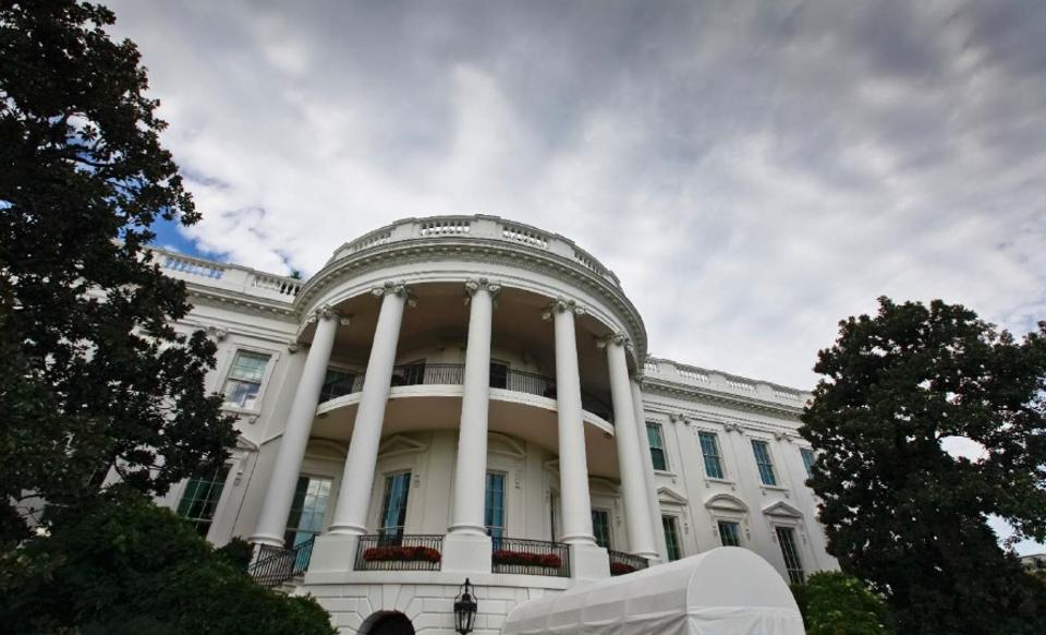 Trump White House Photo
