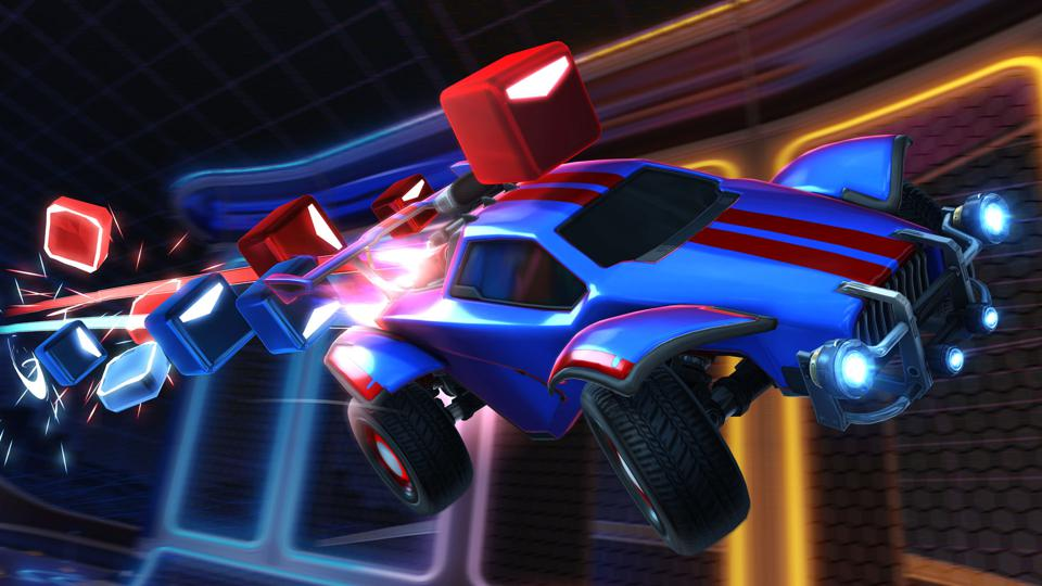 Beat Saber joins forces with Rocket League and Monstercat for latest release