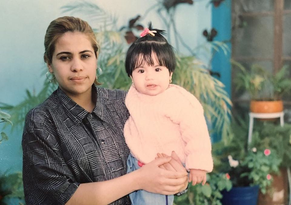 UNICEF USA Community Engagement Associate Giovana Ortiz-Barrera was 2 years old when she and her mother left Jalisco, Mexico to join her father in Atlanta.