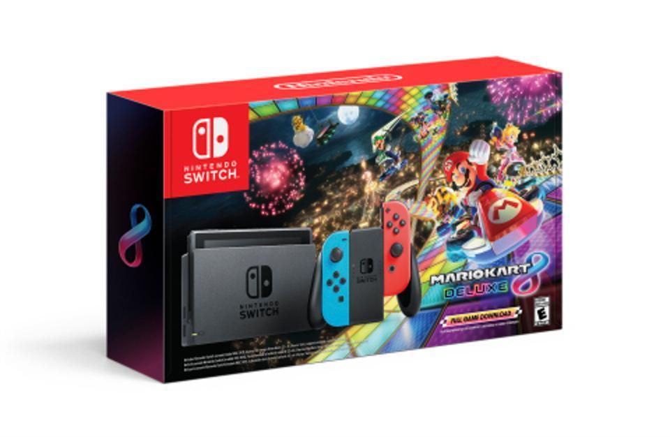 Best Buy Black Friday Nintendo Switch bundle.