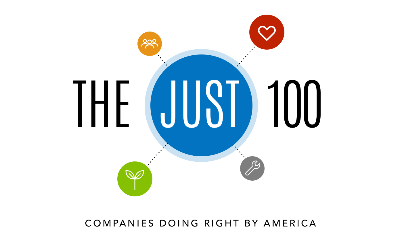 Fortune 100 Best Companies To Work For 2020.The Just 100 2020