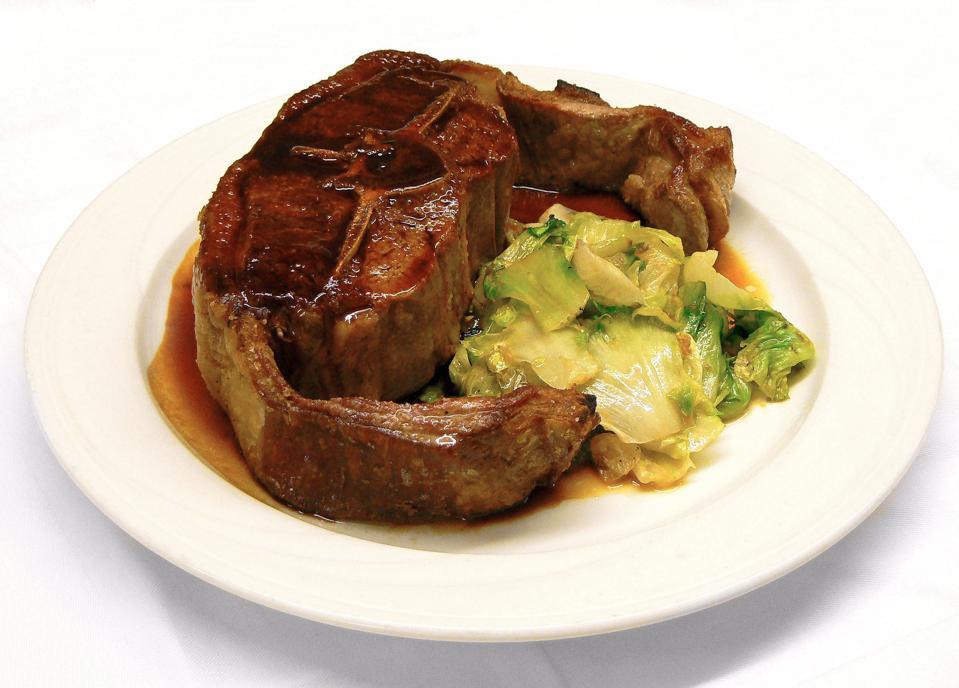 Legendary Mutton Chop