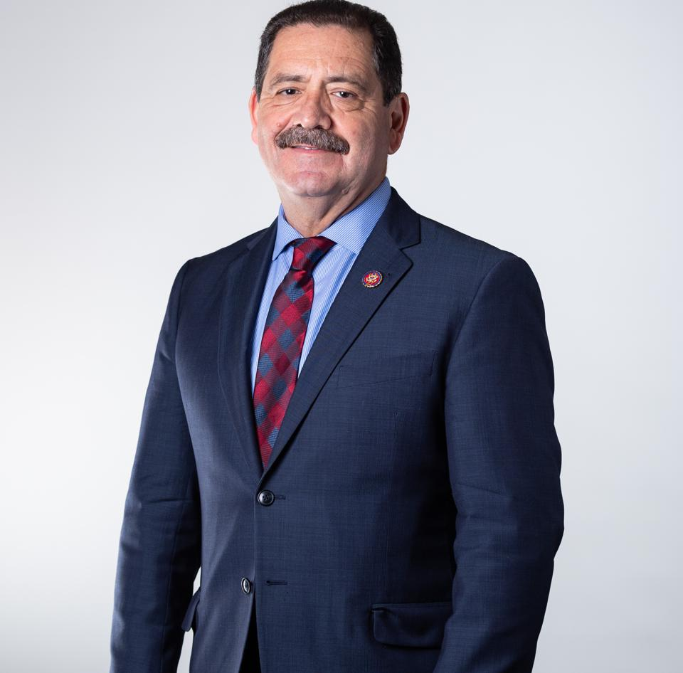 Congressman Jesús G. 'Chuy' García, (Democrat, Illinois 4th congressional district)