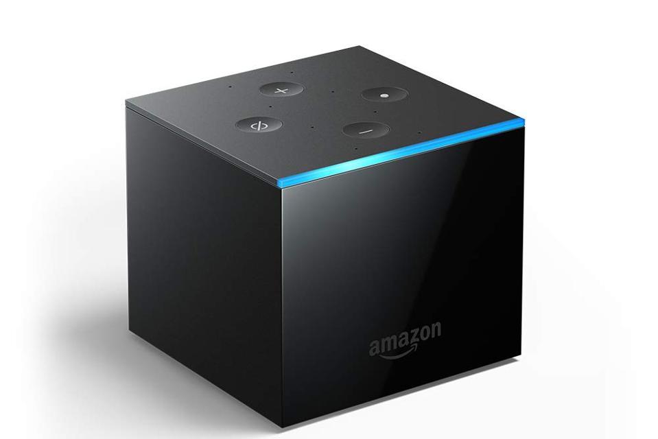Amazon Fire TV Cube Amazon Black Friday 2019