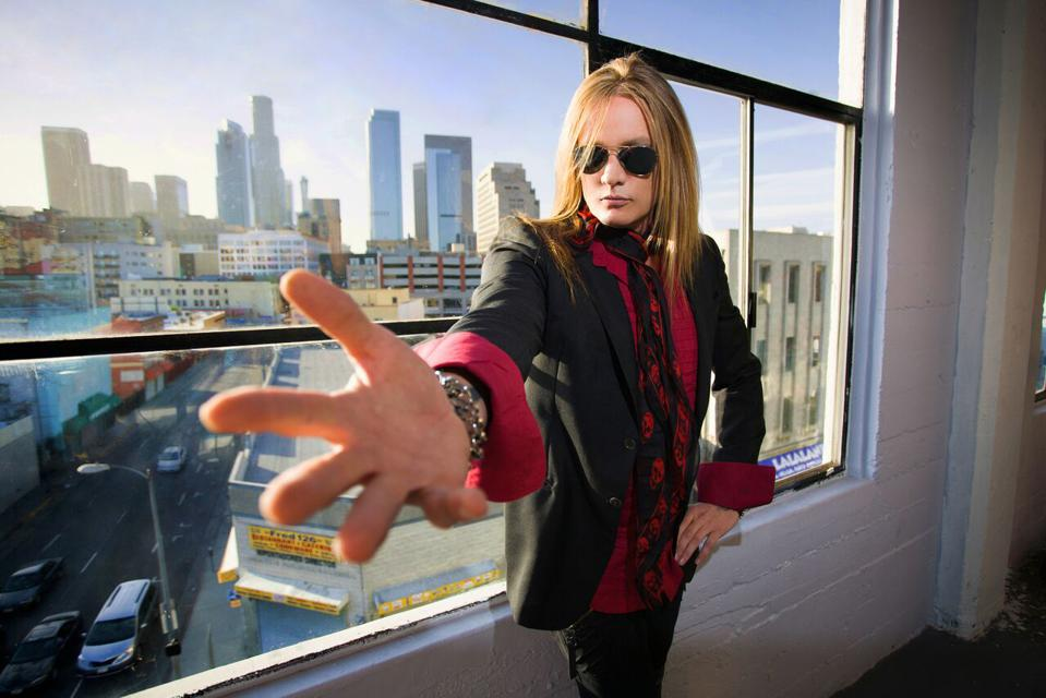 Sebastian Bach Skid Row anniversary reunion interview