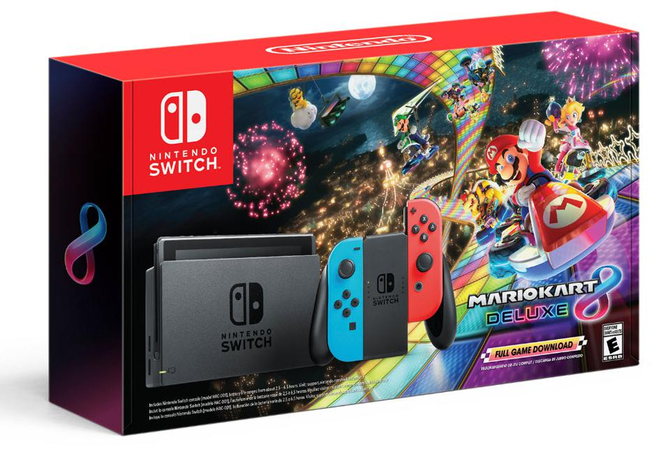 The Black Friday Switch bundle
