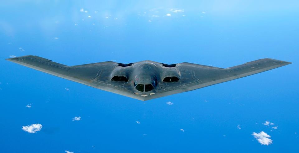 B-2, bomber, Northrop Grumman, Air Force, USAF