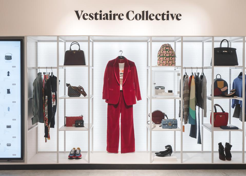 Vestiaire Collective at Selfridges