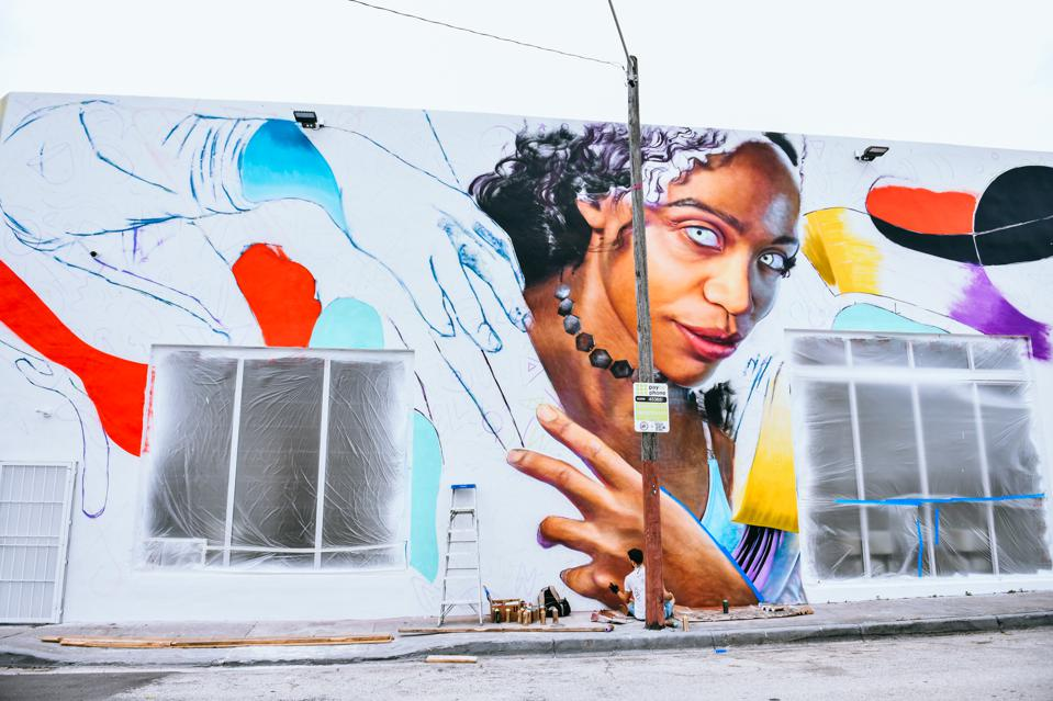 Wynwood, FL has become one of the cities with the strongest street art presence.