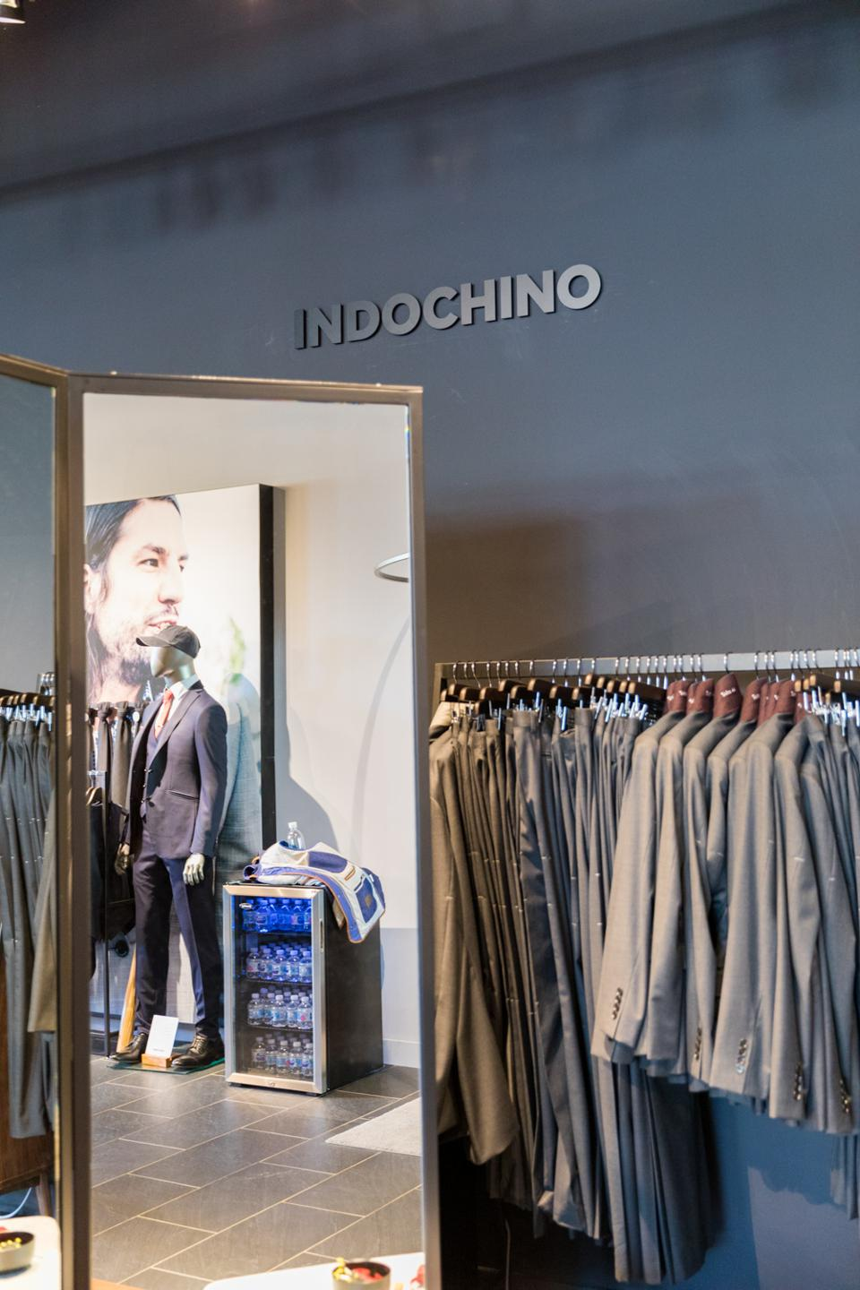BOSTON, MA - The Indochino in Boston's Seaport