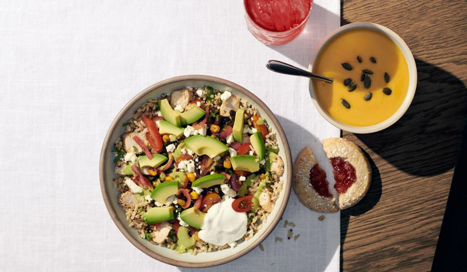 Grain Bowls Become Panera's Best Product Launch In Years As Chain Fends Off Growing Competition