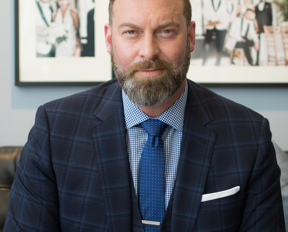 CEO of Indochino - Drew Green