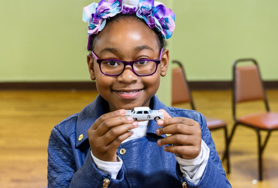 Mercedes-Benz and Mattel want girls to know they have ″no limits.″ (Photo credit MPZ, Getty Images for Mercedes-Benz)