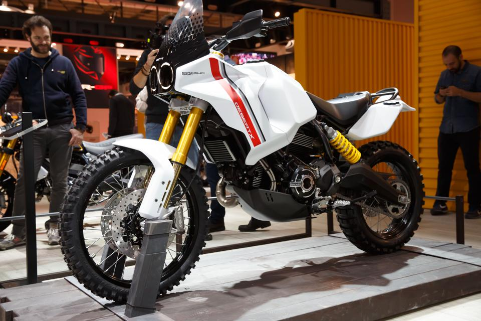 5 Of The Most Exciting Motorcycles Unveiled At EICMA 2019