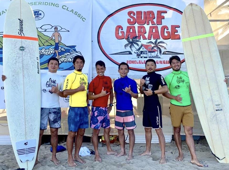 Team Goofy Café + Dine at the 2019 Hawaiʻi Noseriding Team Classic Contest presented by Surf Garage in Waikiki