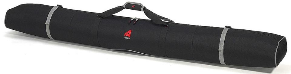 Athalon Single Ski Bag is constructed of high density polyester.