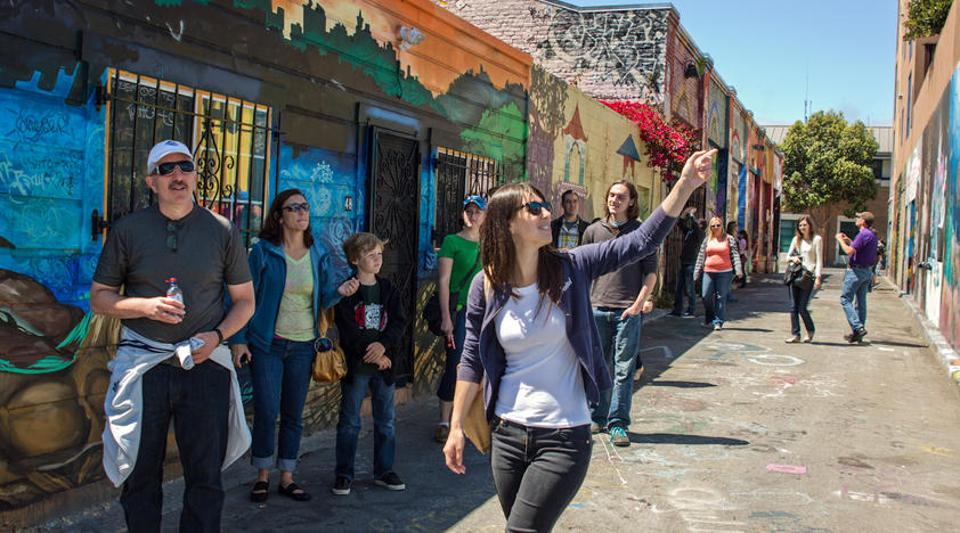 Walking tours help you learn about the people and culture.