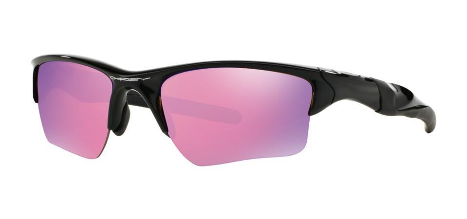 Half Jacket 2.0 XL, Oakley sunglasses on display.