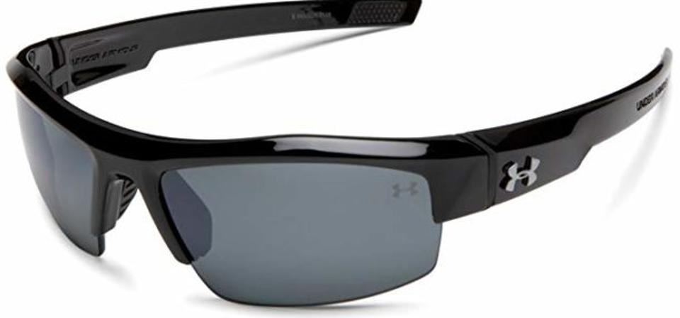 Under Armour Igniter 2.0 Storm Polarized Sunglasses on display.