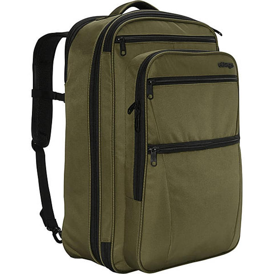 The eTech 3.0 Carry-on Travel Backpack.