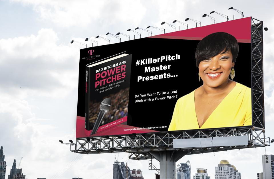 Precious Williams, founder and CEO, Perfect Pitches by Precious
