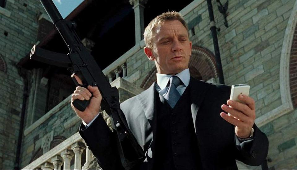 '007: The Daniel Craig Collection' 4K Blu-ray Review ...