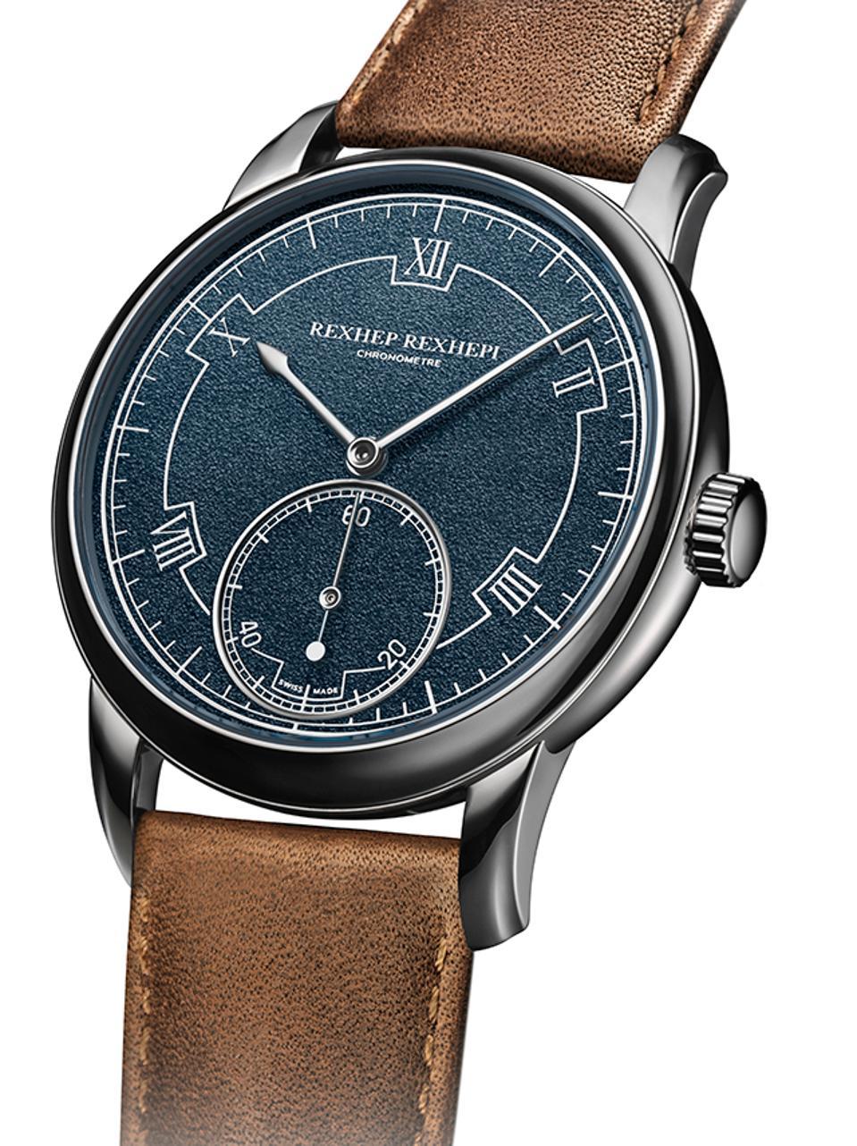 The Akrivia Rexhep Rexhepi Chronometre Contemporain sold for CHF 360,000.