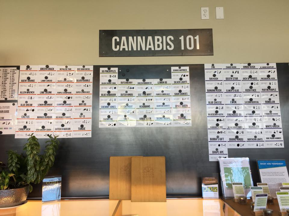 Vela Marijuana Store in Seattle