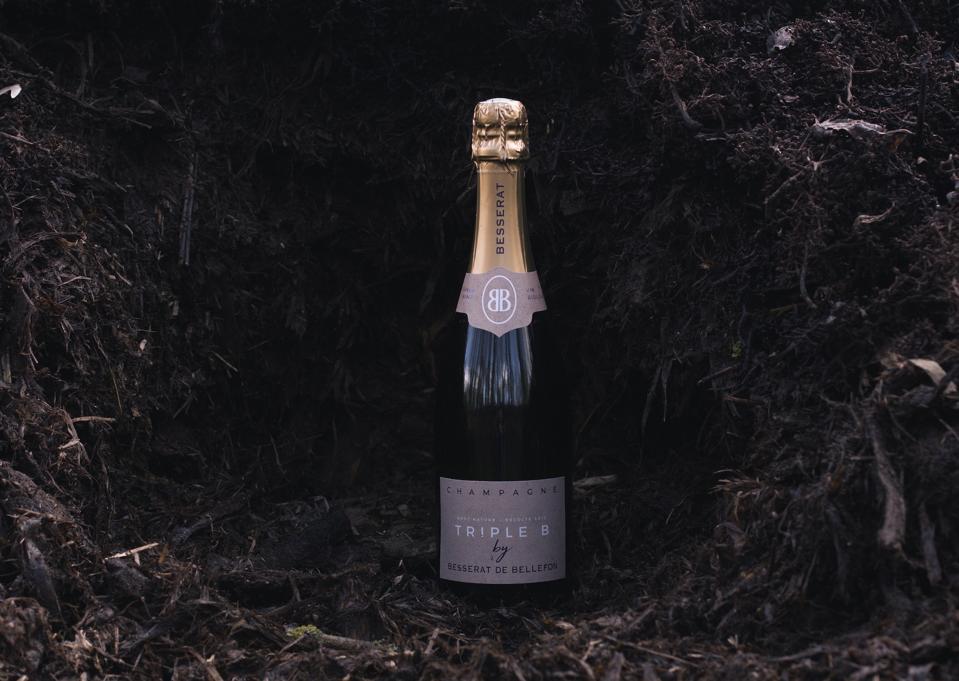 Besserat Bellefon Triple B Cuvee Champagnerwein Biodynamic