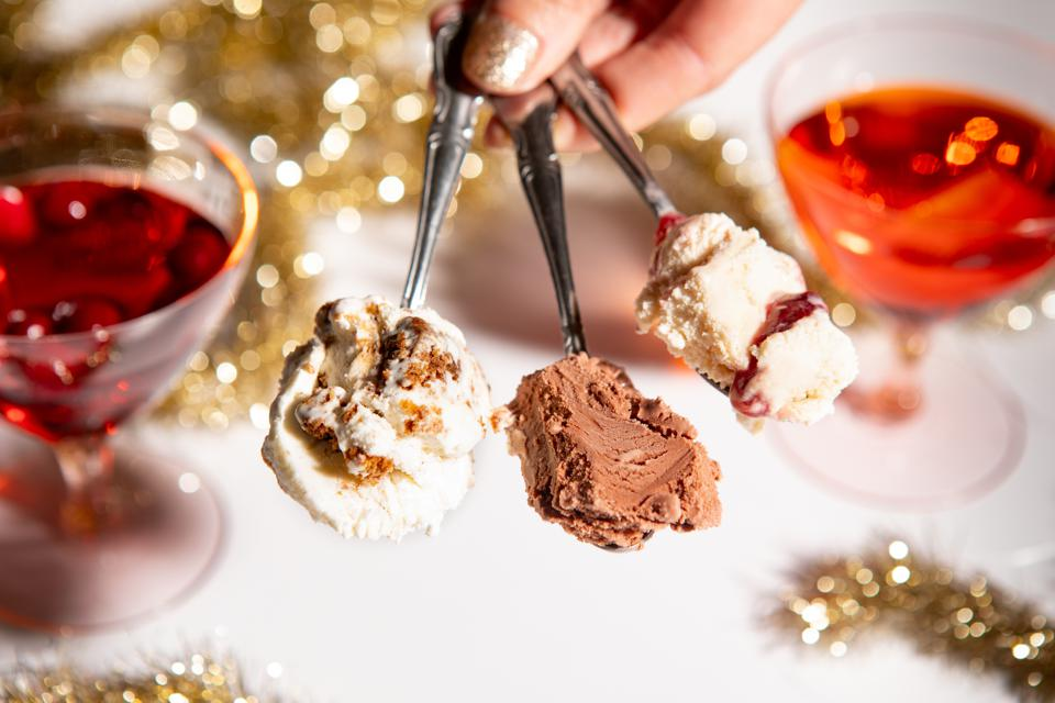 Salt and Straw Holiday Ice Cream Gift Guide Sugar Plum Fairy