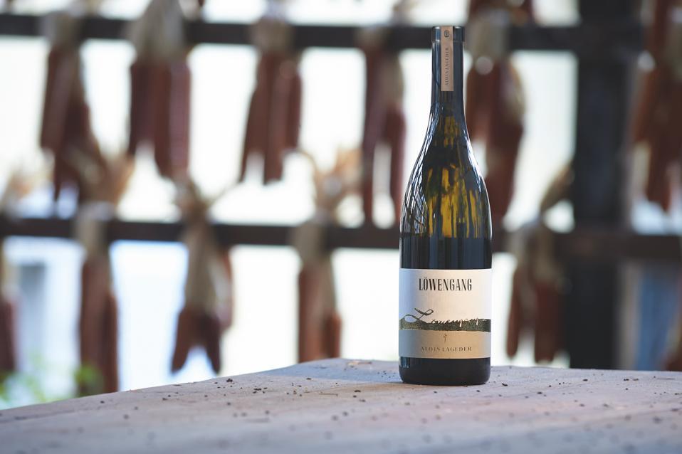 Alois Lageder Löwengang Chardonnay Biodynamic Wine Holiday Gift Guide