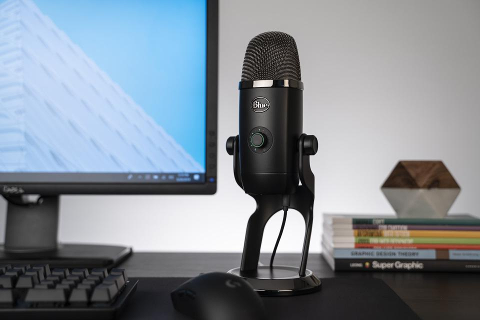 Blue's Yeti X Is Probably The Best USB Mic On The Market