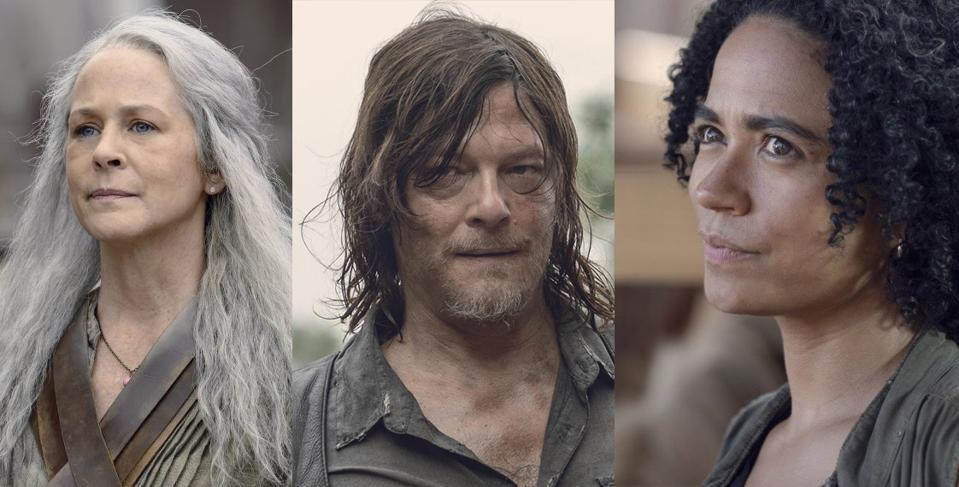 'The Walking Dead' Ship Debate: Daryl And Carol Versus Daryl And Connie
