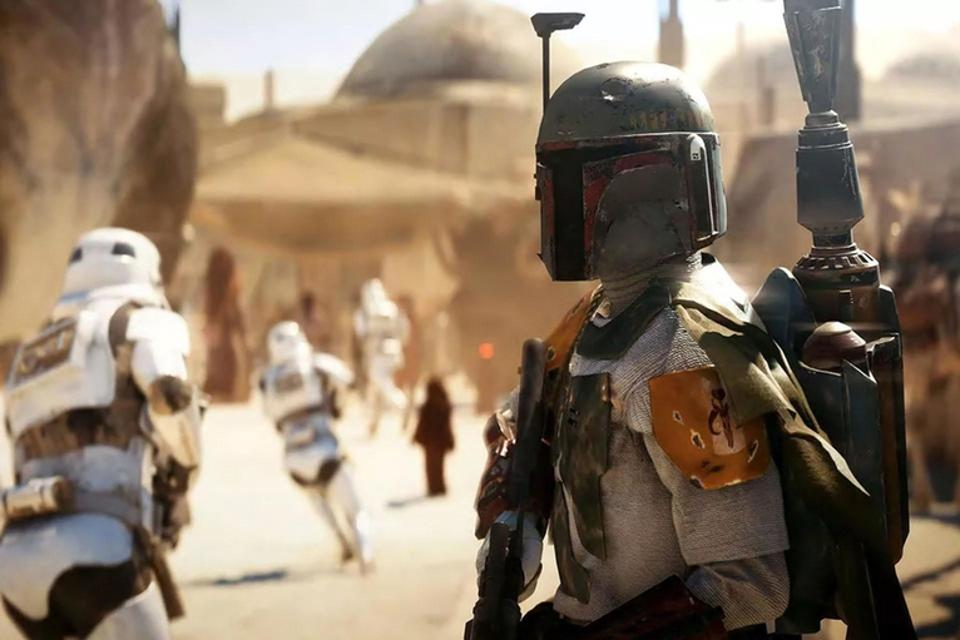 The Mandalorian Star Wars Disney Plus