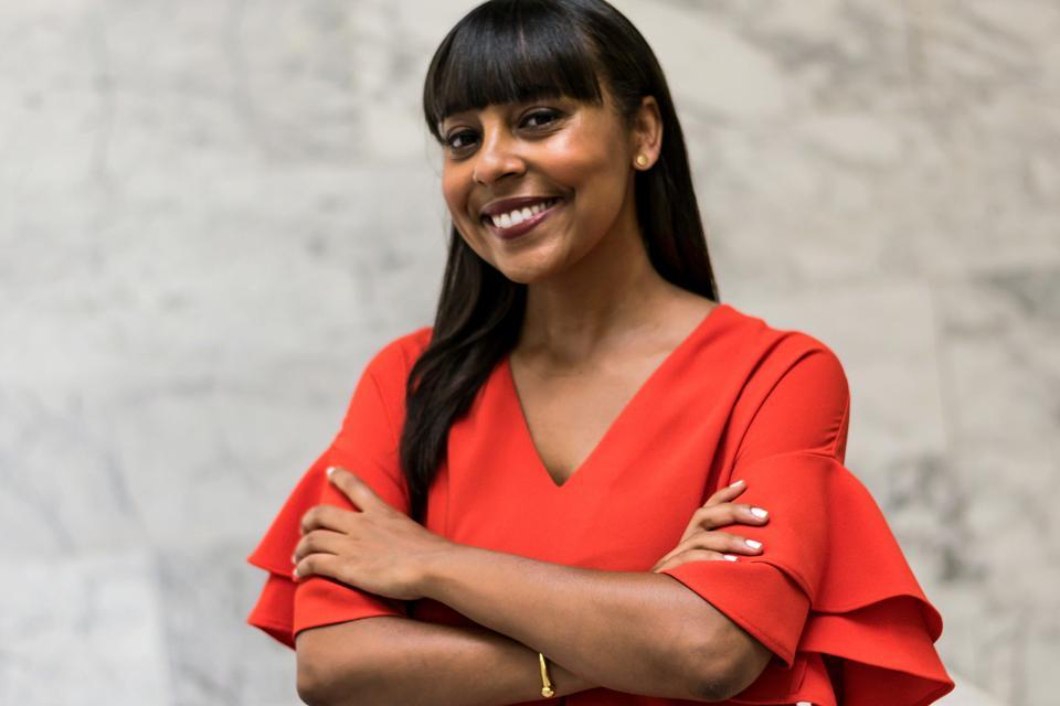 Jaia Thomas, Founder of Diverse Representation