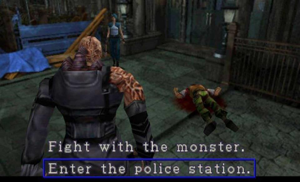 Oh My S T A R S Resident Evil 3 Nemesis Is 20 Years Old Today