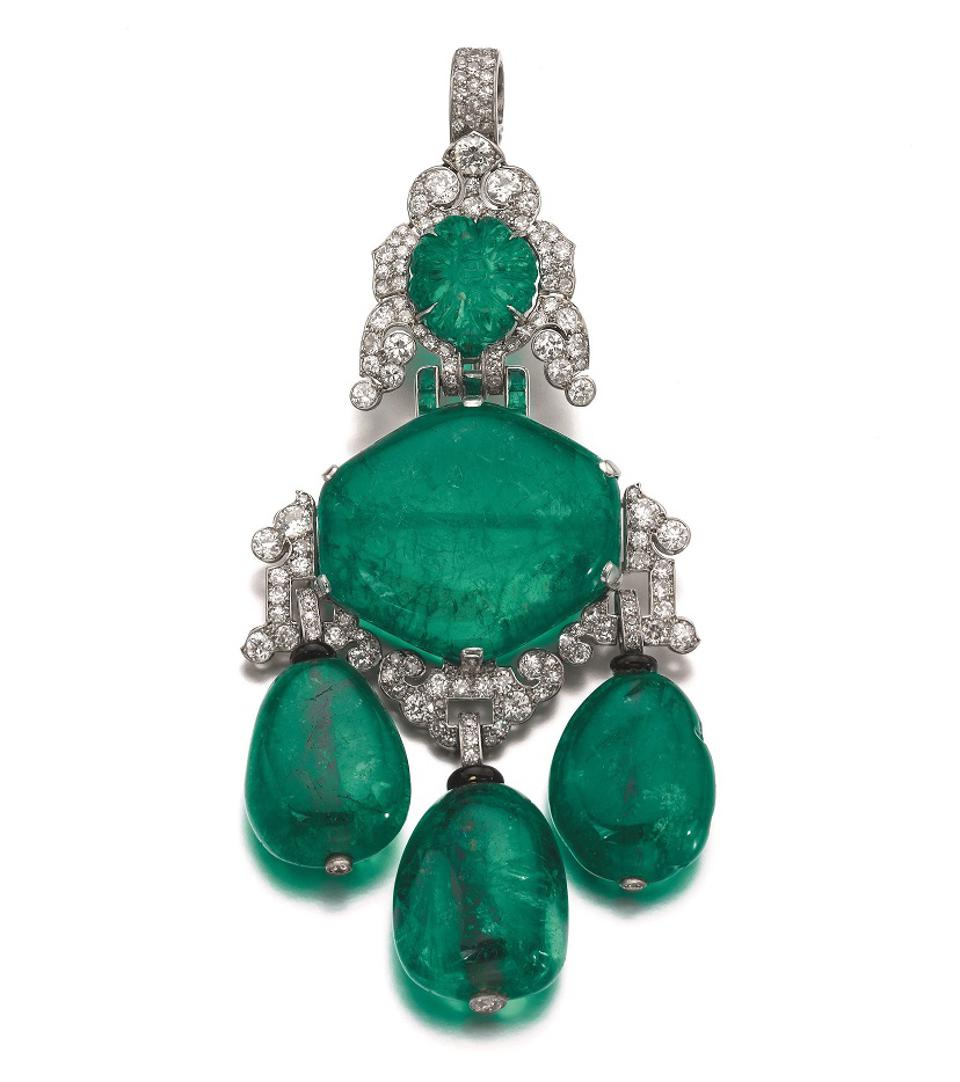 Magnificent Jewels and Noble Jewels Sotheby's Geneva November 13