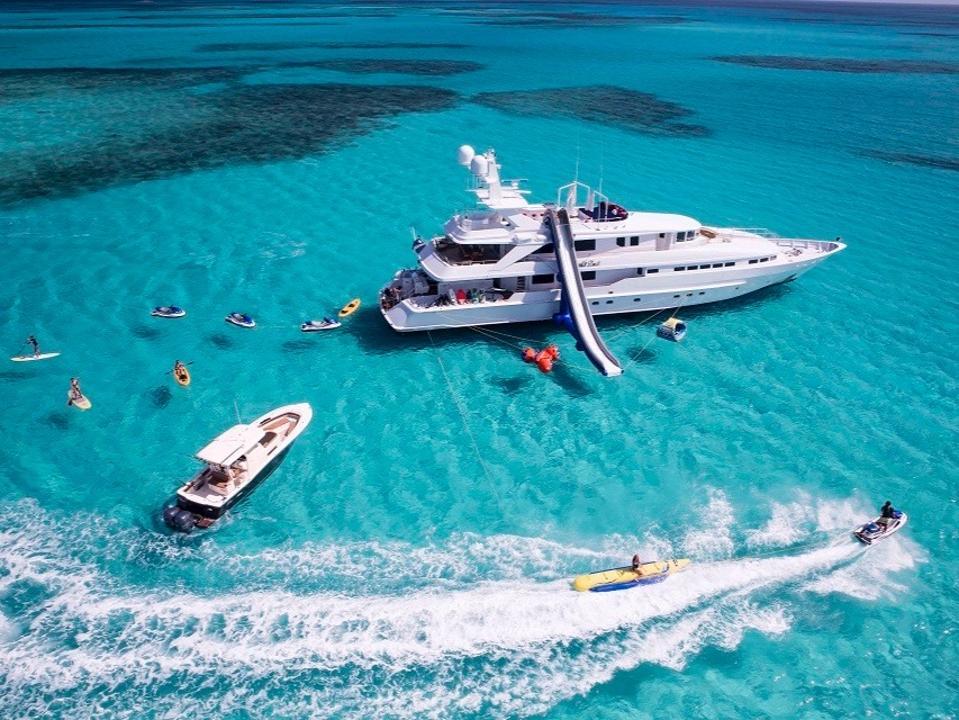 Black Edge Concierge Luxury Yacht Charters
