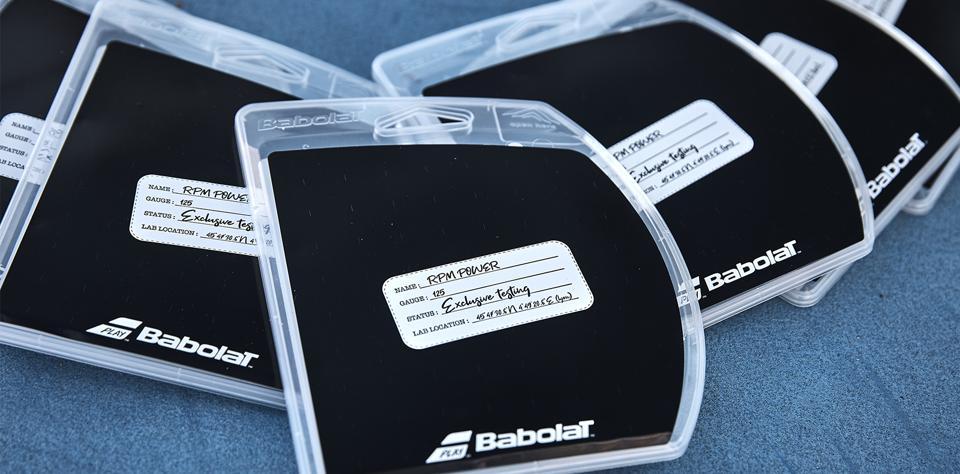 Babolat tennis string
