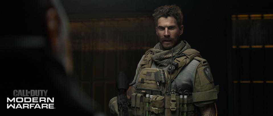 Alex in Modern Warfare 2019.