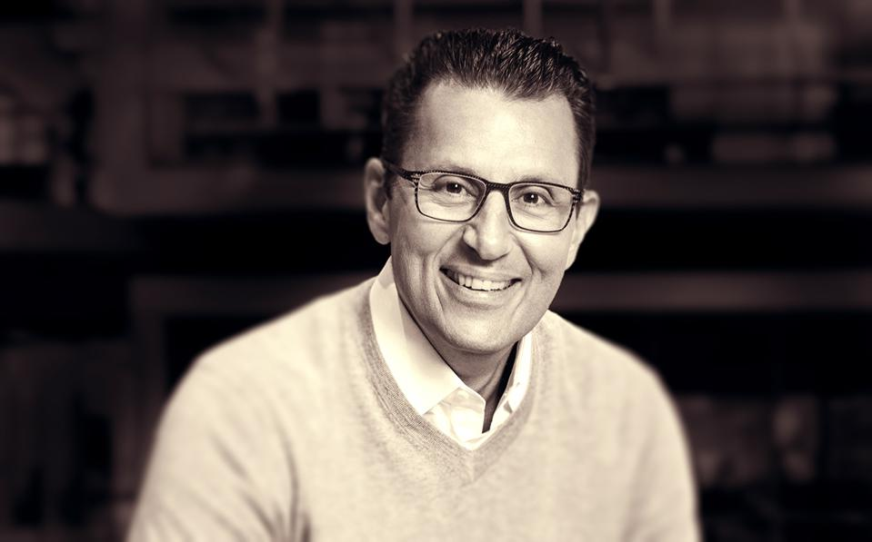 Intuit CEO Sasan Goodarzi